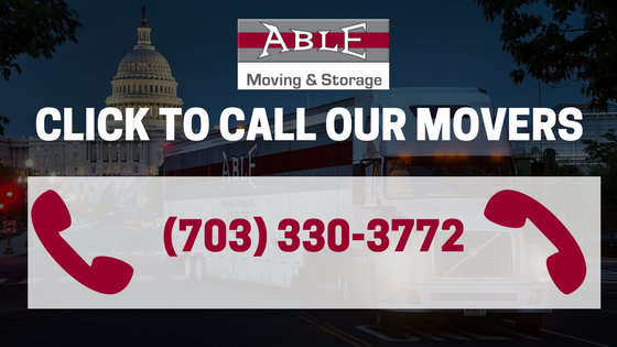 Call Northern Virginia Movers